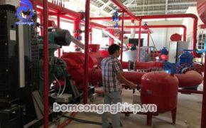 Dự án nhà máy Deli Tây Ninh