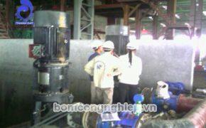 Dự án nhà máy thép Shengli Thái Bình