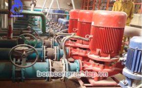 Dự án nhà máy xi măng Duyên Hà Ninh Bình