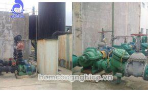Dự án xử lý nước thải nhiệt điện Uông Bí