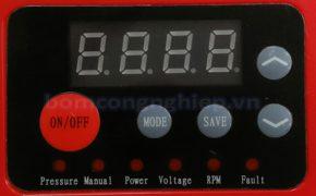 Hướng dẫn sử dụng bảng điều khiển máy bơm tăng áp biến tần Kenko