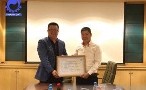 Công ty Máy bơm Thành Đạt ký kết hợp hợp đồng phân phối độc quyền Máy bơm Shanghai Kaiquan