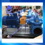 Máy bơm hai cửa hút Kaiquan Series KQSN400- M(N)9W