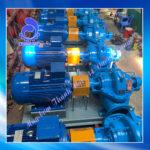 Máy bơm hai cửa hút Kaiquan Series KQSN400- M17S(J)