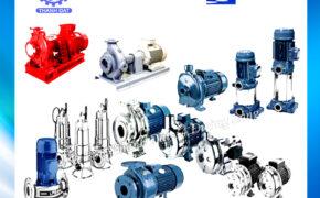 Báo giá máy bơm nước Ebara 2021