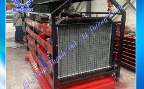 Máy bơm chữa cháy diesel Huichai đầu bơm Inter CA80-160B 25HP 18.5KW