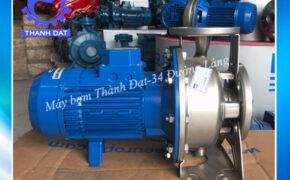Máy bơm công nghiệp Ebara 3M 32-125/1.1 1.5HP